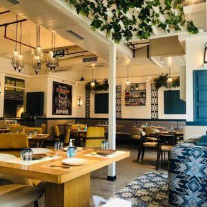 Laidback Cafe Saket – luxury Dining with the best views