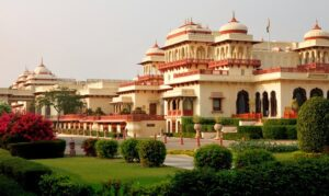 Hospitality Fit for Royalty with the Taj Group